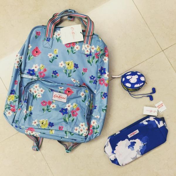 Cath Kidston Summer Sale 低至6折(圖:fb@Cath Kidston Hong Kong)
