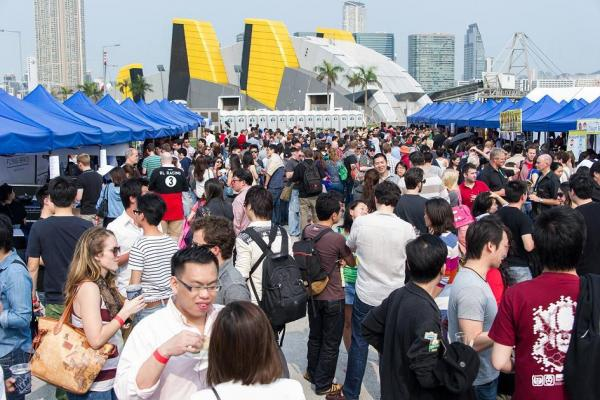 Beertopia香港國際手工啤酒節 10月載譽歸來中環海濱!