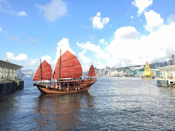 感受古色香港!鴨靈號暑期優惠高達72折(圖:FB@鴨靈號 Dukling)
