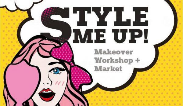 貪靚鬼必到!Style Me Up! 化妝主題市集(圖:fb@ D2 Place Weekend Markets)