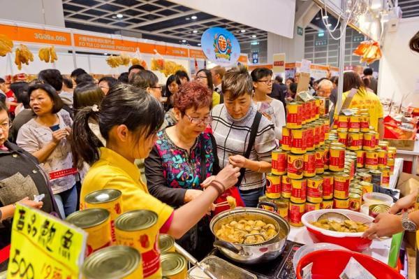 2014年香港冬日美食節花絮(圖:fb@ 冬季購物節)