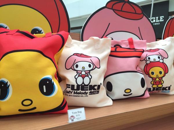 漿糊仔 x MyMelody Tote Bag $170 (圖: 官方圖片)