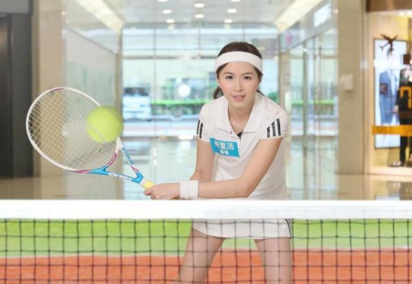 全港首個室內網球場 免費學打網球!