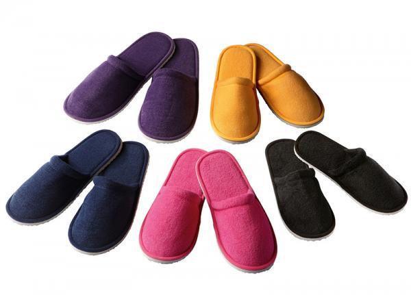 NJUTA 毛巾拖鞋** 多種顏色 $9/對