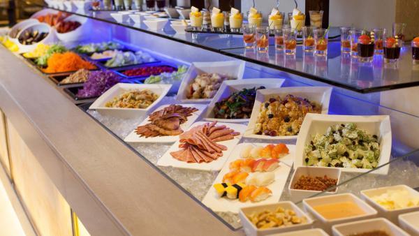 香港百樂酒店「生蠔‧海鮮大匯」宵夜自助餐