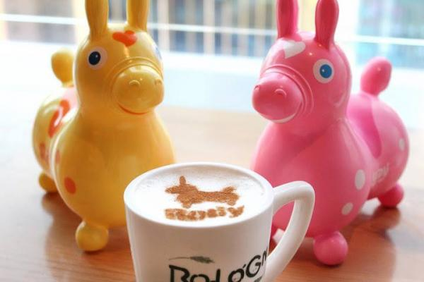 Bo-Lo'GNE推出Rody Playground主題餐廳(圖:FB@Enjoy Rody !!)