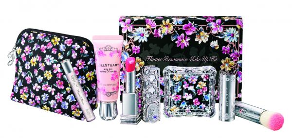 JILL STUART Flower Resonance Make Up Ki