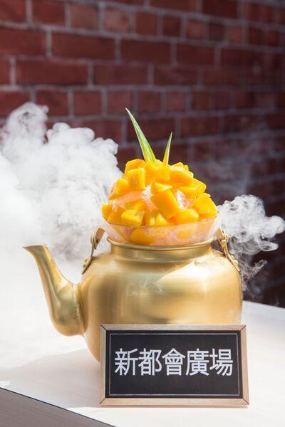 Beauty Café 芒果韓壺飄雪冰
