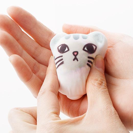 日本直送「貓咪棉花糖」接受訂購(圖:Felissimo官網)