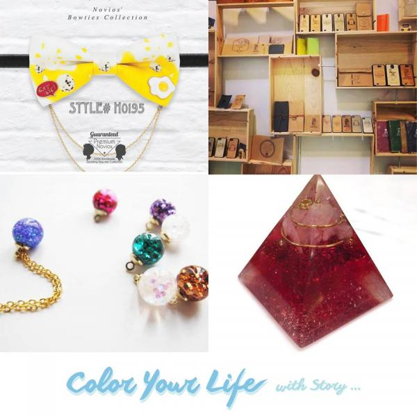 LOCOLOCO Color Your Life 手作市集 (圖:fb@LocoLoco)