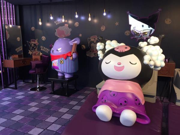 Kuromi精品酒店 聖誕限定登陸葵芳