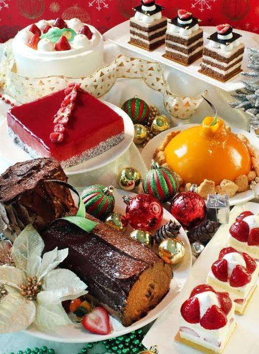 精緻聖誕甜品