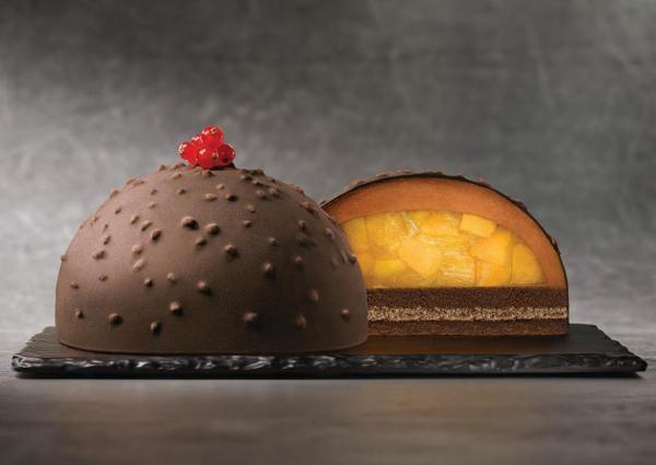 聖安娜餅屋 X「輕鬆小熊」蛋糕
