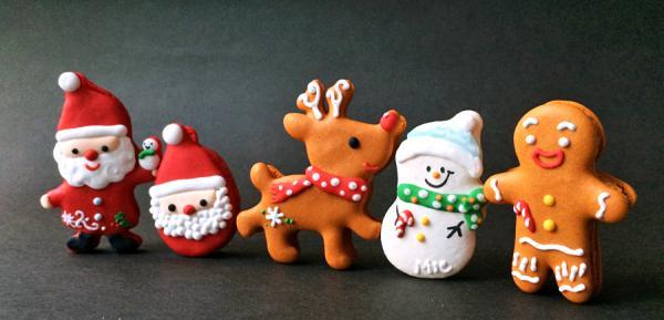 3小時聖誕老人、小鹿馬卡龍班