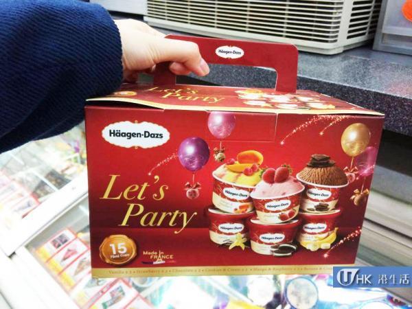 Haagen-Dazs 雪糕套裝x外賣火鍋優惠