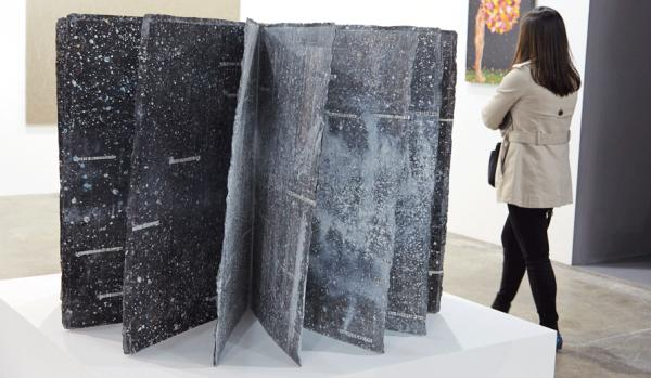 香港巴塞爾藝術展2016 (圖:artbasel官網)
