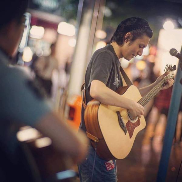 棚仔歲晚音樂會表演嘉賓: Jonathan Yang