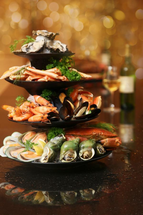 多款海鮮任食!帝都酒店「海膽‧海鮮自助晚餐」