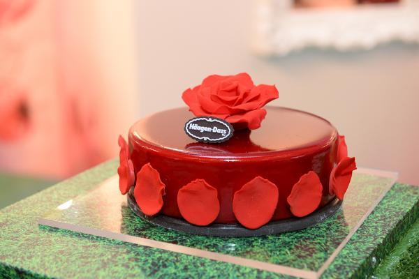 雪糕蛋糕作品展覽