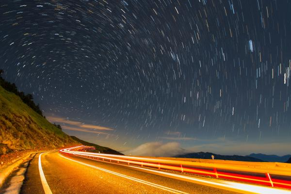 攝影展將首次展出4張Kelvin從未曝光的台灣合歡山風景照