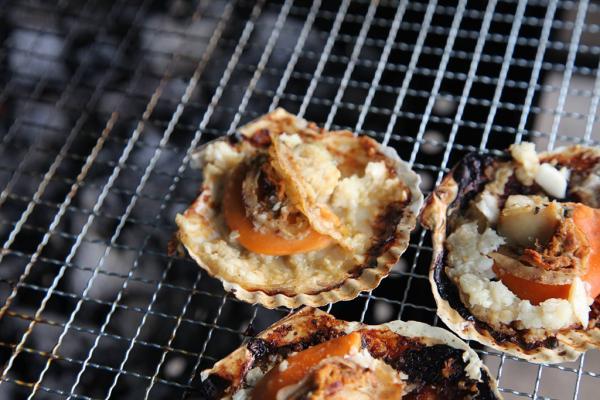 季節限定!小欖燒烤「味遊日本香烤美食」(圖:FB@小欖燒烤樂園 Siu Lam BBQ by the Beach)