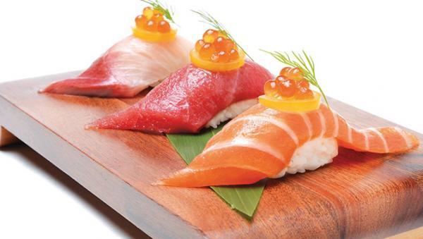 提早半價!一寿司9週年「黑夜壽司」優惠(圖:FB@Sushi One 一寿司)