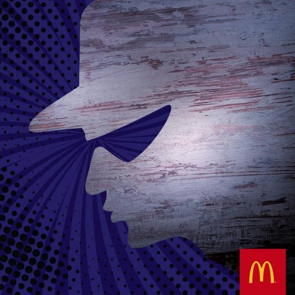 點Jack回歸!麥當勞全新See the Bright Side(圖:FB@McDonald's)
