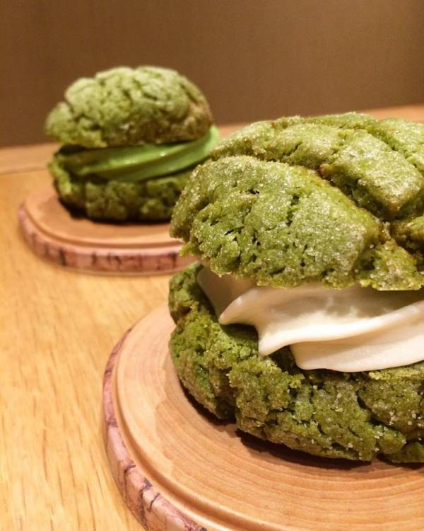 夾心雪糕包買一送一!御前上茶周年祭第2彈(圖:FB@御前上茶-香港)
