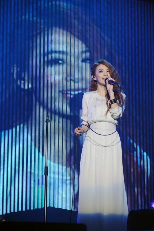 田馥甄Hebe《如果世界巡迴演唱會Plus版》香港站