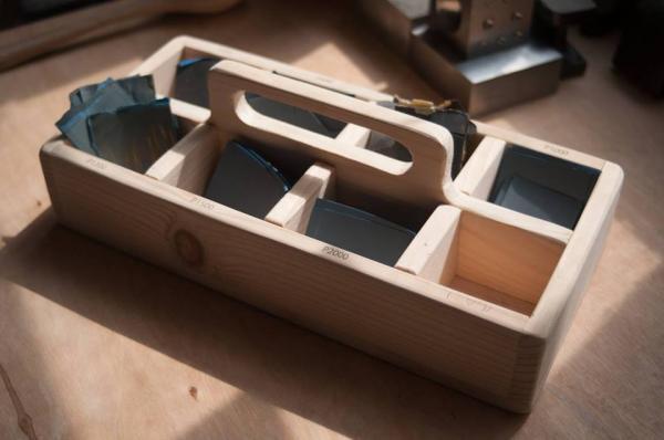 石盾小木工 Saturn Wood Workshop作品。(圖: fb@okapi studio)