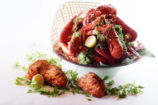 生日免費食!城景國際「蝦哈家族.海鮮自助晚餐」