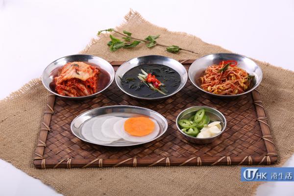 抵食!$48嘆炑八韓式下午茶