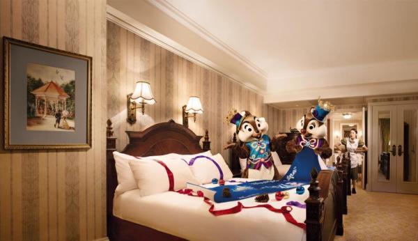 低至5折!迪士尼港人酒店住宿優惠(圖:官網)