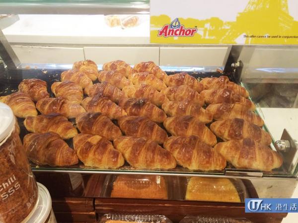 法國傳統遇上港式滋味!BreadTalk 流心牛角包