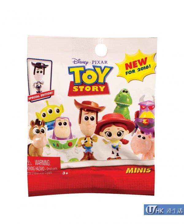 迷你版登陸7-Eleven!Toy Story Q版系列公仔