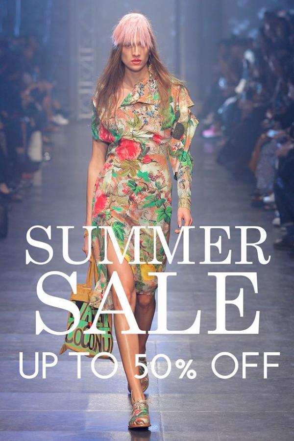 Vivienne Westwood夏日減價