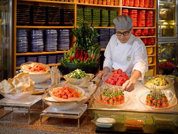 指定生日日期又有折!港島香格里拉周年自助餐優惠