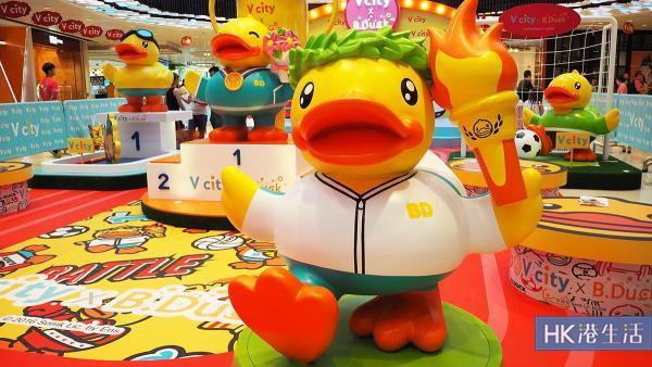屯門B.Duck奧運會  限定店5件心水貨品率先睇