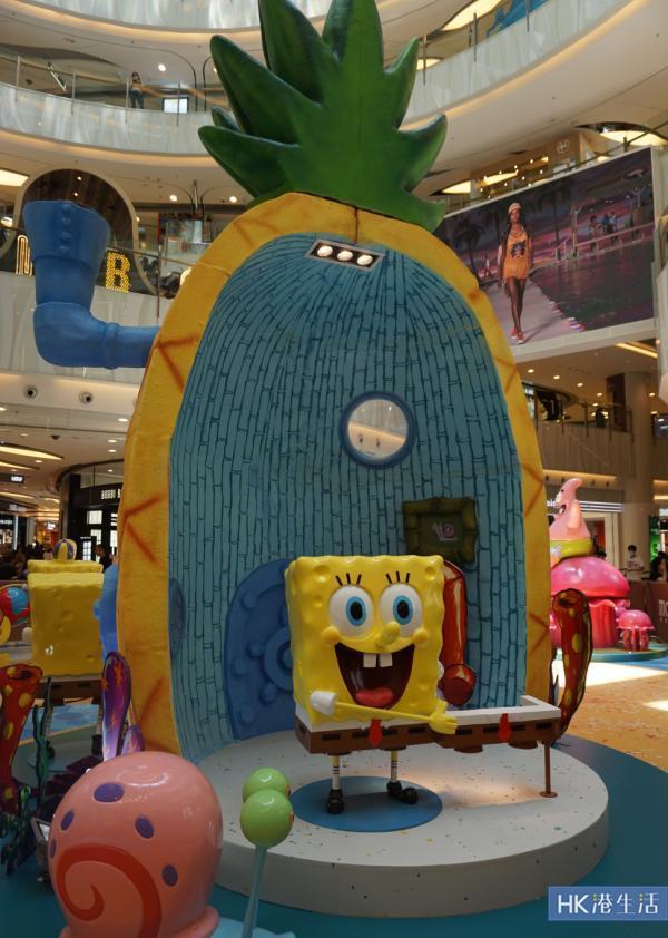 海綿寶寶菠蘿屋