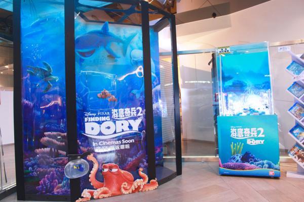 《海底奇兵2》游到戲院!UA POP有售精品