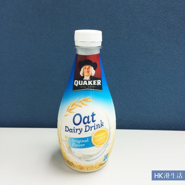 桂格踩過界!新出燕麥奶飲品