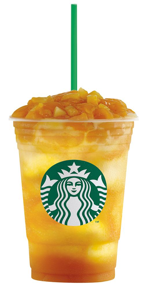 夏日鮮果選擇!Starbucks新出乳酪星冰樂