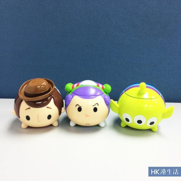 Toy Story迷必儲!美心新出Tsum Tsum杯裝甜品
