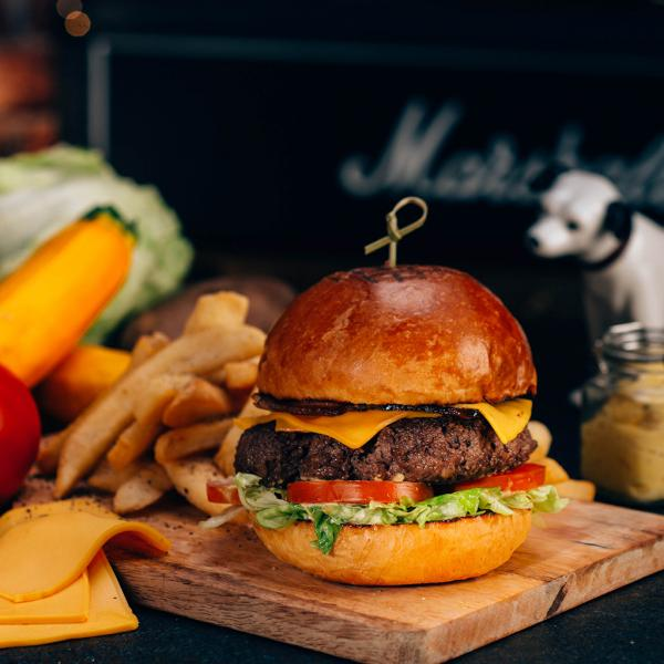 HMV限時優惠!$1歎足料和牛漢堡