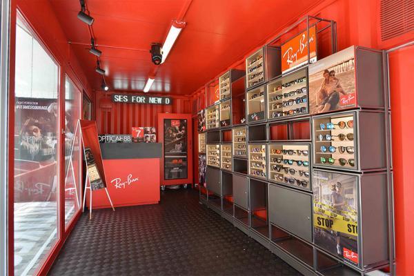 貨櫃Pop-up store登陸旺角