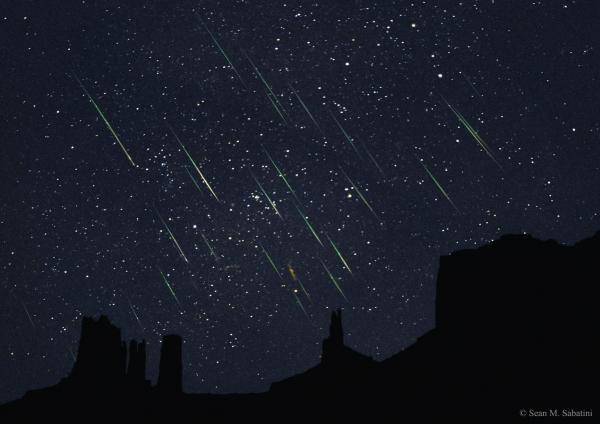 (圖: NASA 攝影:Sean M. Sabatini)