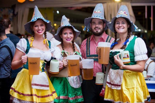 集啤酒、美食、Party於一身!Marco Polo 德國啤酒節 2016