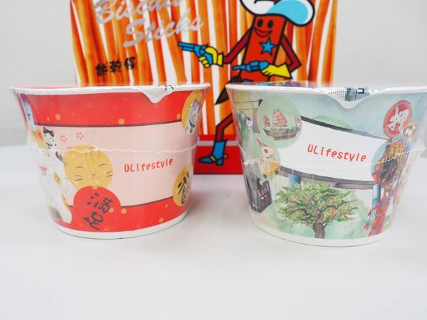 8月生日朋友專利!免費自製杯麵、杯裝糖果