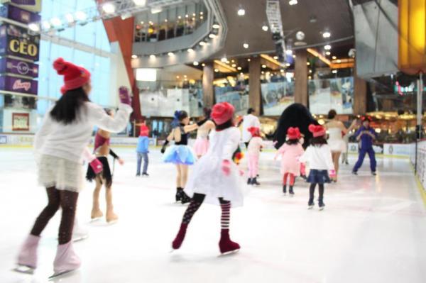 暑假最后召集!MegaIce溜冰买二送一