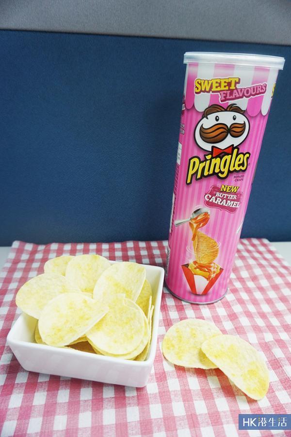 香港都有!韓國大熱焦糖牛油薯片